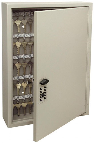 Kidde 60-Capacity KEY CABINET Heavy Duty with TouchPoint  Lock 001796