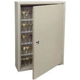 Kidde 1803 Key Cabinet Pro Holds 120 Keys With Keyed Entry ...