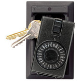 Kidde KeySafe Original 5 Key Keysafe with Dial Combination