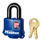 Master Lock 312D Covered Laminated Padlocks