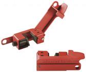 Master Lock 491B - Grip Tight Circuit Breaker Lockout