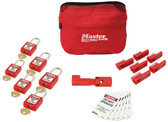 Master Lock S1029E406 - Compact Aircraft Lockout Kit