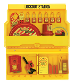Master Lock Deluxe Lockout Station S1900