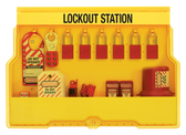Master Lock Lockout Station S1850