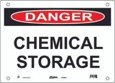 Master Lock S10550 Chemical Storage Danger Sign