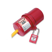 Master Lock 488 Rotating Electrical Plug Lockout (Padlock not Included)