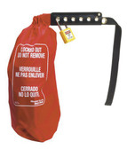 Oversized Plug and Hoist Control Cover- 453L (Padlock not included)