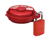 Master Lock Pressurized Gas Valve Lockout - S3910
