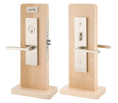 Emtek Mormont Mortise Style Entrance Lockset
