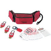 1456P410KA - Personal Lockout Pouch Kit