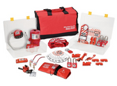 1458VE410 - Group Lockout Kit (Valve and Electrical)