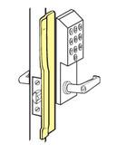 Electronic Lock Latch Protector KPL-110-LHR KPL-110-RHR