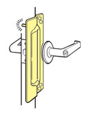 Latch Protector PLP 211