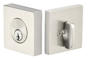 Emtek Brass Square Deadbolt