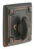 Emtek Brass Arts and Crafts Deadbolt