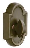 Emtek Tuscany Bronze #11 Style Deadbolt
