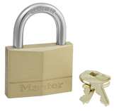 Master Lock No.150 - 2in (51mm) Wide Solid Brass Body Padlock