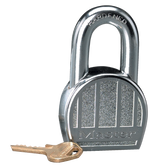 Master Lock No.220 - 2in (51mm) Wide Zinc Die-Cast Body Padlock
