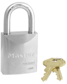 Master Lock No.7040 - 1-3/4in (44mm) Wide ProSeries Solid Steel Rekeyable Pin Tumbler Padlock