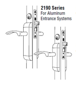 2190 Series - Complete Deadbolt/Deadlatch Package