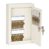 Commercial Key Cabinet, 30 Key Capacity - 7122D