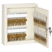 Commercial Key Cabinet, 60 Key Capacity - 7125D