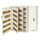 Commercial Key Cabinet, 730 Key Capacity - 7130