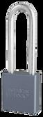 American Lock A12 Solid Aluminum Padlock