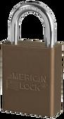 American Lock A1105 Solid Aluminum Padlock