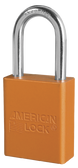 American Lock A1106 Solid Aluminum Padlock