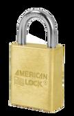 American Lock A5530 Solid Brass Padlock