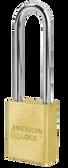 American Lock A5532 Solid Brass Padlock