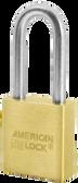 American Lock A21 Solid Brass Padlock