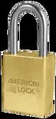 American Lock A41 Solid Brass Padlock