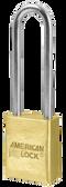 American Lock A42 Solid Brass Padlock