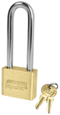 American Lock Solid Brass AL52 Blade Cylinder Padlock