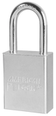 American Lock Solid Steel A5101 Rectangular Padlock