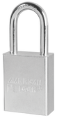 American Lock Solid Steel A6101 Rectangular Padlock