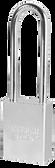 American Lock Solid Steel A6102 Rectangular Padlock