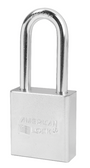 American Lock Solid Steel A6201 Rectangular Padlock