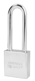 American Lock Solid Steel A6202 Rectangular Padlock