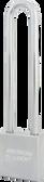American Lock Solid Steel A5205 Rectangular Padlock