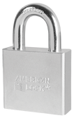 American Lock Solid Steel A5260 Rectangular Padlock