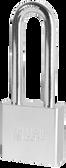 American Lock Solid Steel A5262 Rectangular Padlock