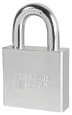 American Lock Solid Steel A6260 Rectangular Padlock