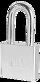 American Lock Solid Steel A6261 Rectangular Padlock