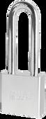American Lock Solid Steel A6262 Rectangular Padlock