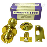 Scorpion 22 Series - Grade 2 Cylindrical Knobset