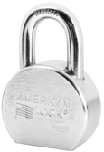 American Lock A700 Solid Steel Round Padlock