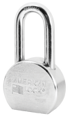 American Lock A707 Solid Steel Round Padlock